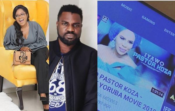 COZA: Toyin Abraham and Yomi Black react to