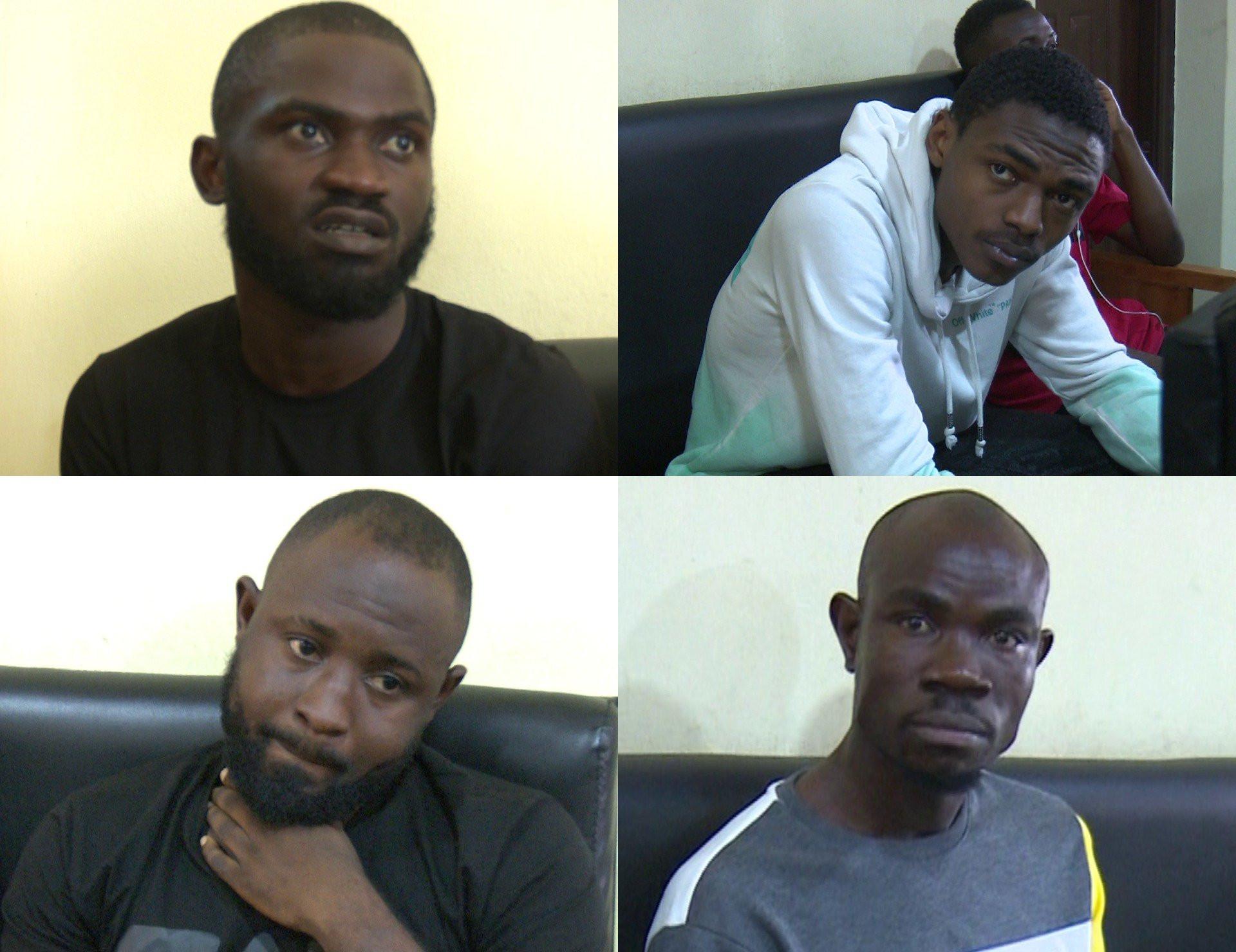 Abuja fraudsters bag jail sentences