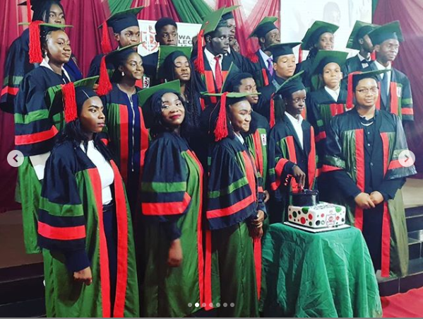 Emeka Ike celebrates his son as he graduates from College? (Photos)