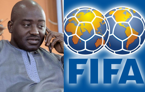 FIFA bans ex-Liberian football chief over Ebola funds theft