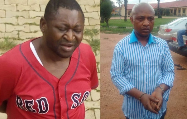 Evans' arms supplier arrested in Delta
