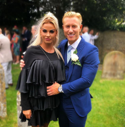 Katie Price is engaged to boyfriend Kris Boyson as she?s set to marry for fourth time