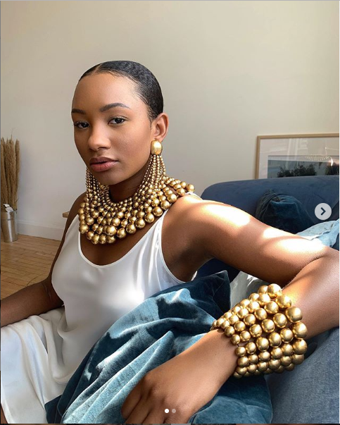 Temi Otedola shares stunning new photos