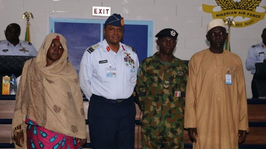 Airforce officer gets double promotion for returning ?37,000