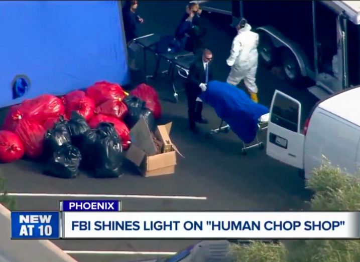 Trial to begin after FBI discovered human organ shop with buckets of heads, cooler of penises and sewn corpses