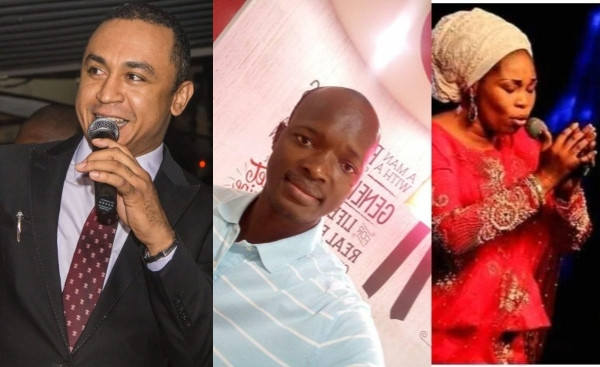 Christianity has no dress code - Daddy Freeze reacts to claim of Tope Alabi not making heaven because of what she wears
