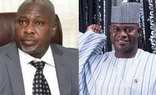 I?ve not received allowances for two years, God has been sustaining me - Kogi Deputy Governor, Simon Achuba