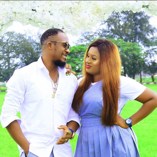 Actor Junior Pope shares a lovely story of how he met his wife on Facebook as they celebrate 5th wedding anniversary?(Photos)