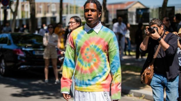Woman arrested for threatening to blow up Swedish Embassy?in support of A$AP Rocky over his arrest?