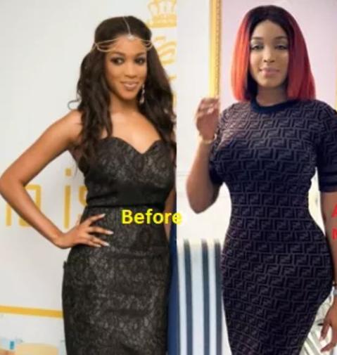 Dabota Lawson mocks women who undergo plastic surgery