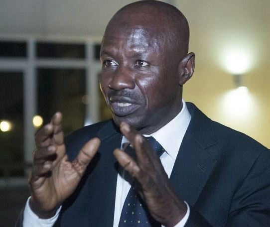 Recovering stolen funds stashed abroad is frustrating ? EFCC boss, Ibrahim Magu