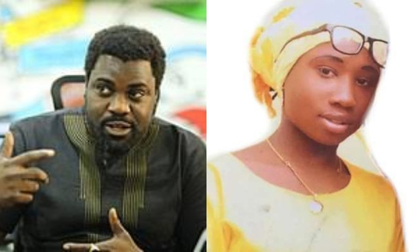 Actor Yomi Black supports Twitter user who said Leah Sharibu should have denounced Jesus to save her life