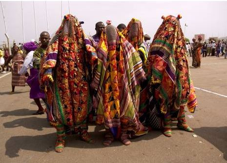 Court remands 10 masquerades in prison for attacking police station in Benue State