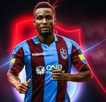 Mikel Obi receives rousing welcome as he joins Turkish football club, Trabzonspor (video)