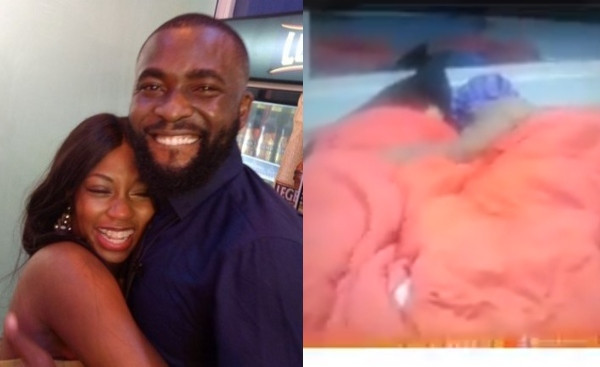 BBNaija: Nigerians react as Khafi moans while having having sex with Gedoni again (videos)