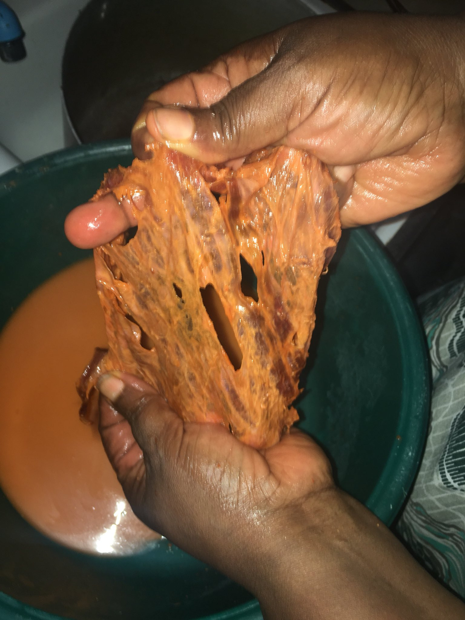 Nigerian raises alarm after discovering kilishi made from rubber instead of beef