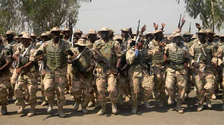 Soldiers in Aba reportedly shaved off hair of people with dreadlocks and colour dye before taking them to unknown destination