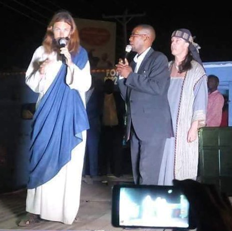 "Kenyan government deports ""Jesus"" and arrests pastors who invited him"