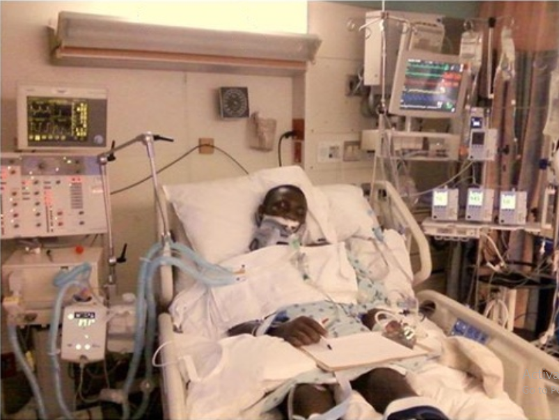 Nigerian photographer recalls waking up to US hospital bill of $245k (N88m) after 7 days in coma