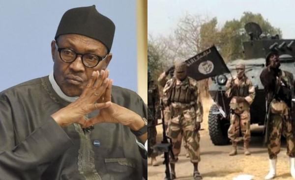 10 years of Boko Haram: Presidency says Buhari has defeated Boko Haram