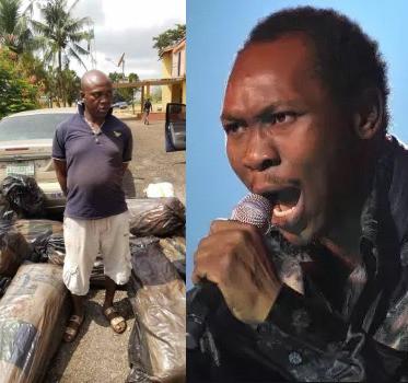 Seun Kuti blasts police for arresting man with 17 bags of Indian hemp