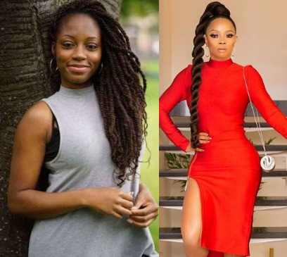 #BBNaija:  Gedoni is only taking advantage of Khafi, she needs to leave him alone- Toke Makinwa