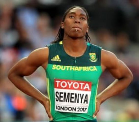 Caster Semenya ruled out of athletics world championships after Swiss court re-imposes IAAF regulations