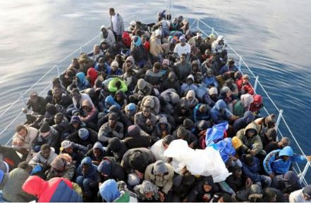 15 migrants die of hunger after getting stranded in a boat - United Nations