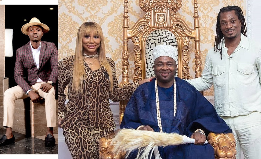 Tamar Braxton?s boyfriend is doing a better job selling Nigeria to the world than the Minister of tourism ever did - OAP, Tisan Bako
