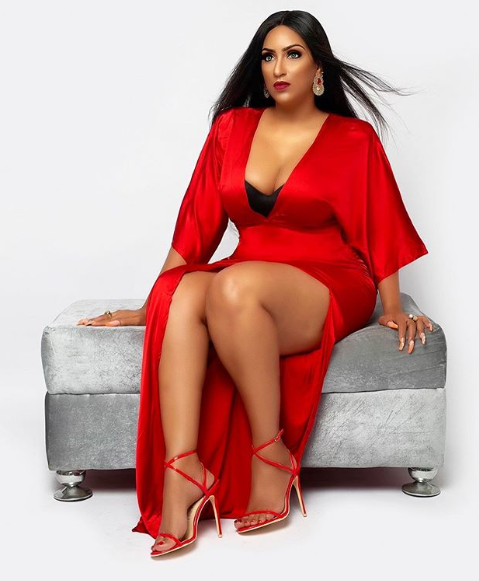 Juliet Ibrahim recounts how a President asked her out and how a movie director got an erection while on set with her (video)