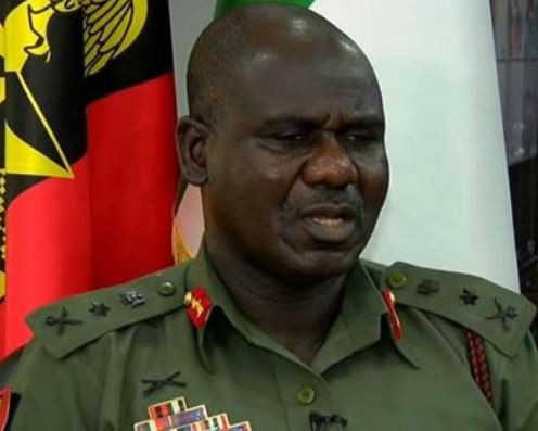 Nigerian army detains wife and children of soldier who absconded with N400m