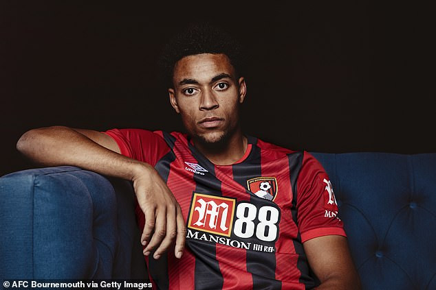 Bournemouth complete signing of Nigerian- born footballer Danjuma from Club Brugge for ?13.7m