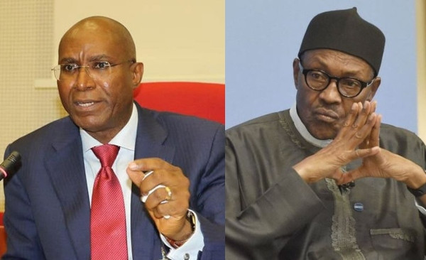 Nobody will threaten Buhari with impeachment under our watch – Omo-Agege