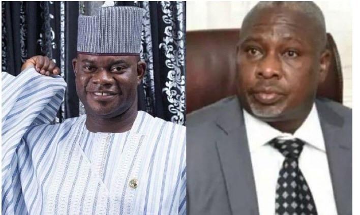 Governor Bello denies plans to assassinate his deputy, Simon Achuba