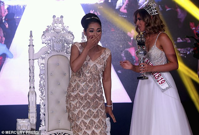 Meet the new Miss England who is a Junior doctor with two medical degrees (Photos)