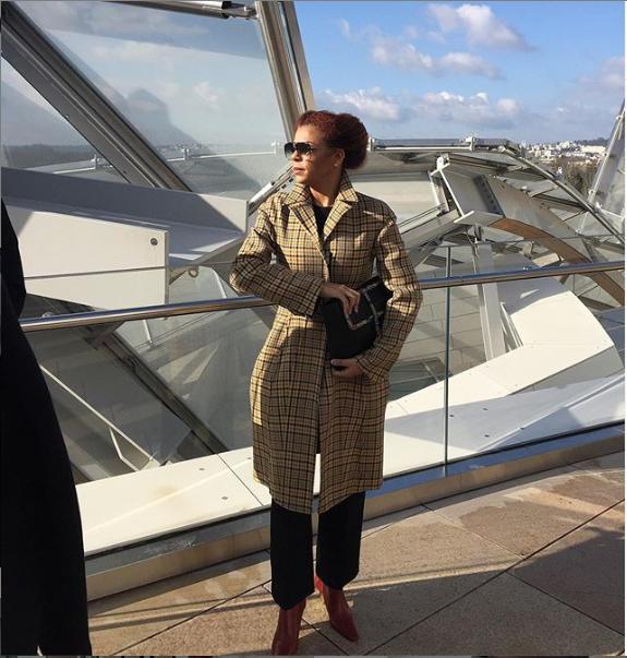 Billionaire businessman, Femi Otedola celebrates his beautiful wife Nana on her 49th birthday