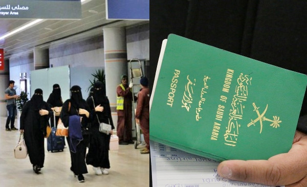 Saudi Arabia now allows women to travel without a male guardian