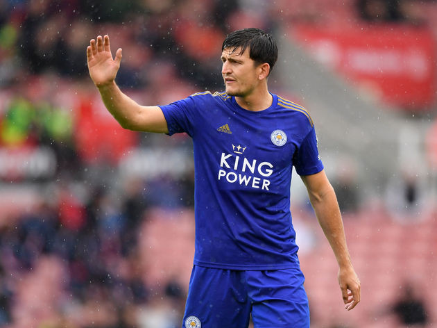 Manchester United finally agree £85m deal with Leicester for Harry Maguire as he becomes the most-expensive defender of all-time