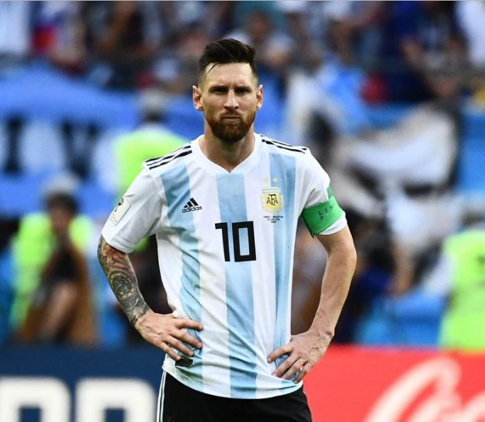 Lionel Messi given three-month ban and ?41k fine over his claims Copa America was