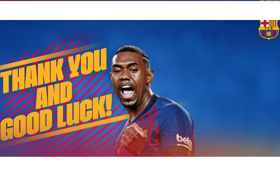 Barcelona sell Malcom to Zenit St Petersburg for ?45 million after just one season in Spain