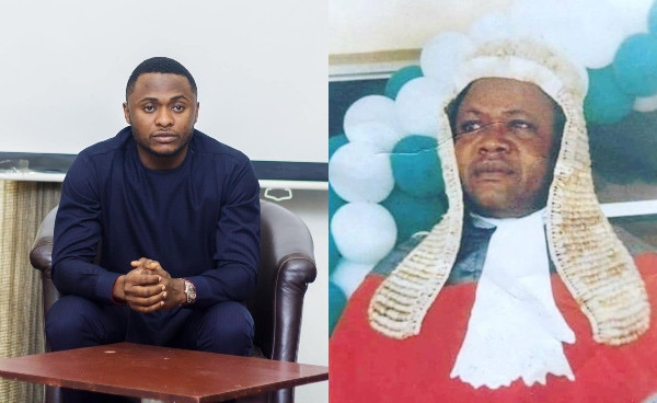 Ubi Franklin remembers his late father