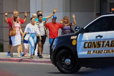 20 people killed, 40 injured following mass shooting in Texas Walmart shopping centre