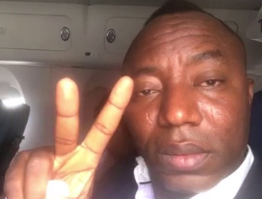 Update: DSS moves Omoyele Sowore to Abuja