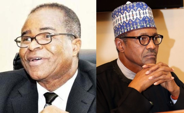 You said Jonathan was weak, but you are weaker ? Buhari?s former lawyer, Mike Ahamba slams him