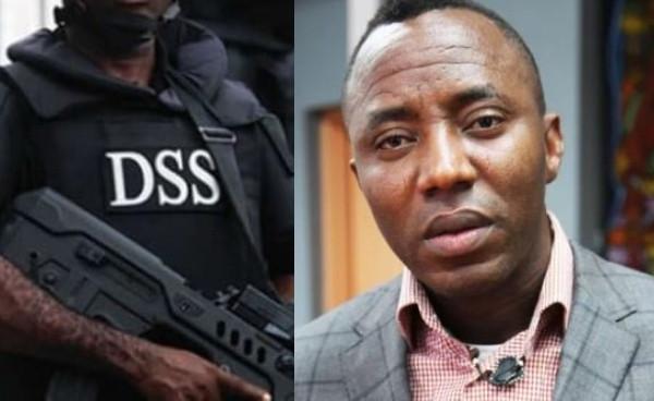 DSS confirms arrest of Omoyele Sowore