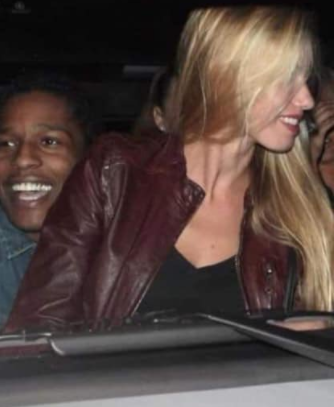 Black women on Twitter drag A$AP Rocky after old photos of him partying with White girls resurfaced