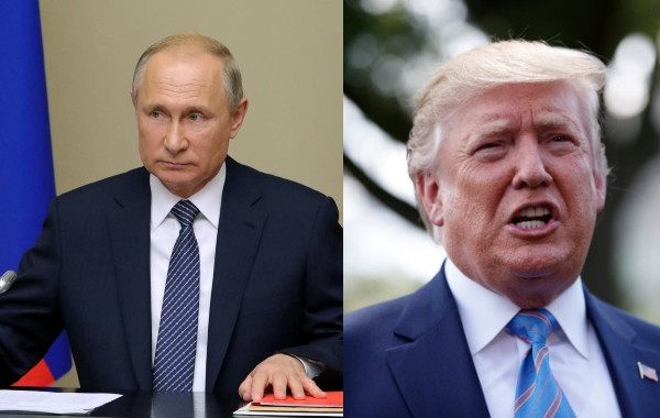 Putin threatens Donald Trump with nuclear weapon