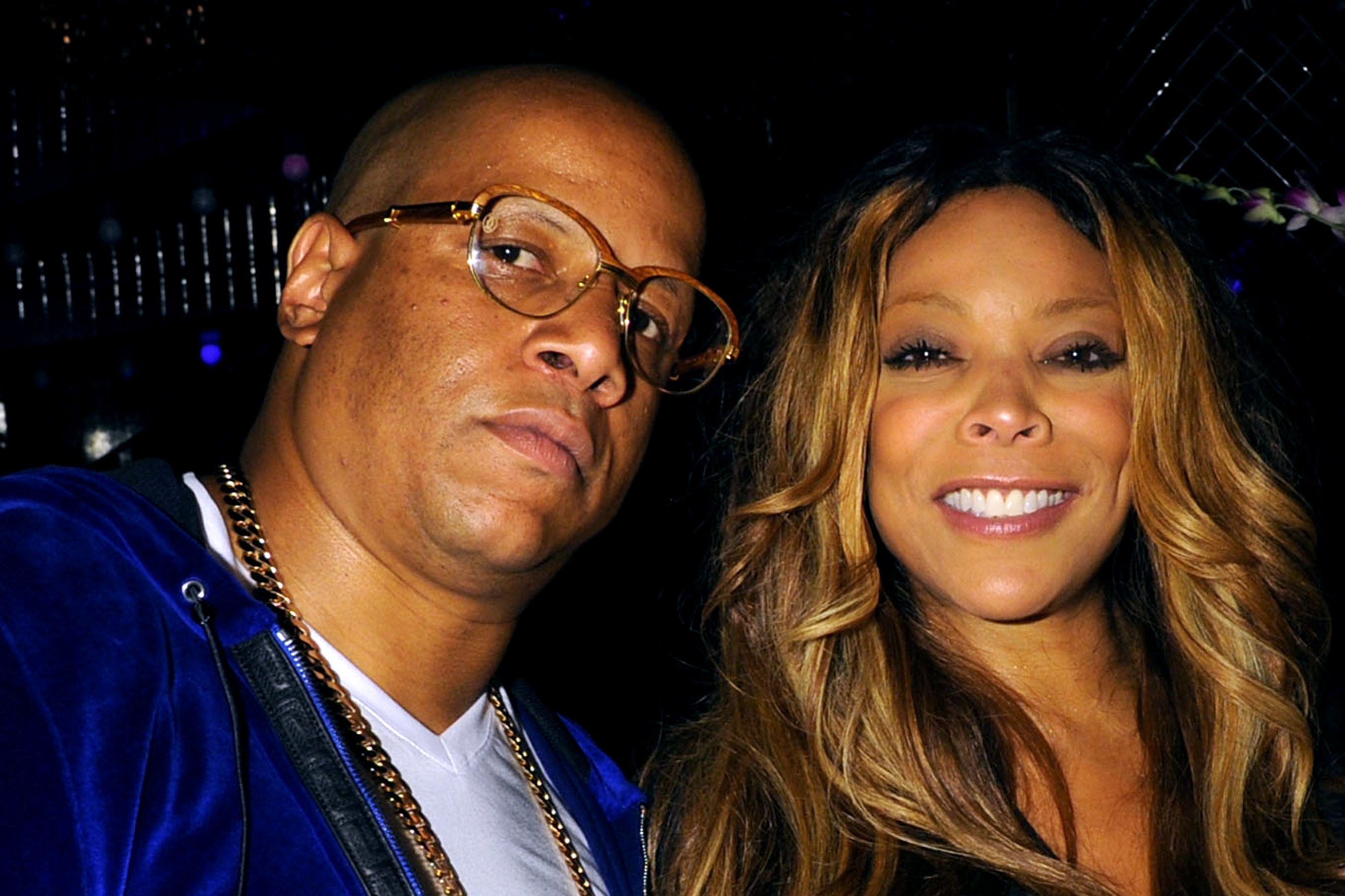 Wendy Williams takes cheating husband Kevin Hunter back as her business manager