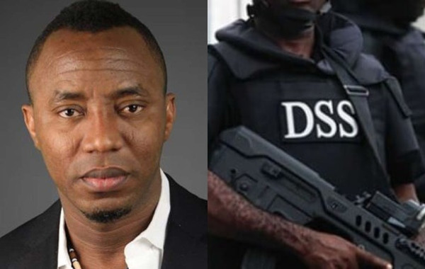 I?m glad the protests took place - Sowore speaks from DSS facility