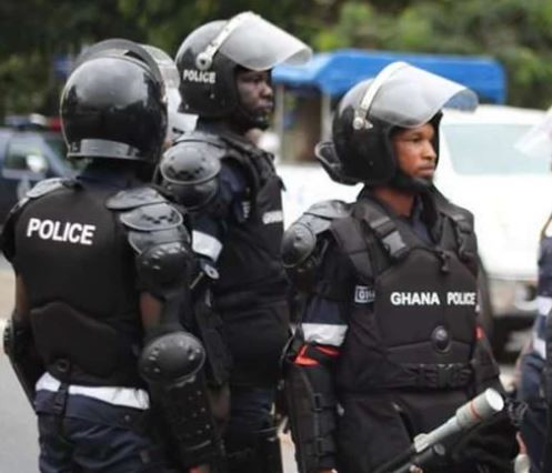 12?Nigerians arrested in Ghana for holding a 20-year-old woman hostage